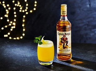 Captain Morgan Turmeric Sour